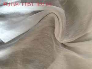 Silk Linen Woven Fabric Fssltw018 pictures & photos