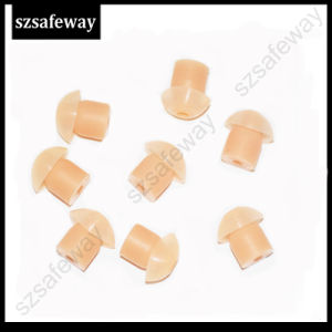 Replacement Silicone Earbud for Two Way Radio Earpiece pictures & photos