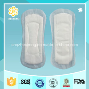 230mm Wingless Regular Sanitary Napkin Without Wing pictures & photos