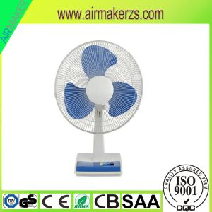 """12"""" Hot Sale Oscillation Plastic Table Fan with GS/CB pictures & photos"""