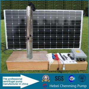 DC Submersible Solar Water Pump pictures & photos