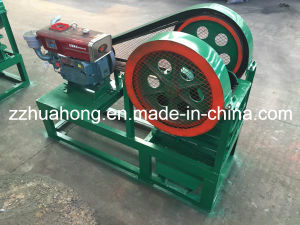2016 New Type Mobile Jaw Crusher, Stone Jaw Crusher Machine pictures & photos
