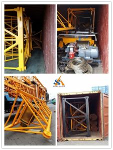 China Tower Crane with Ce Certificate pictures & photos