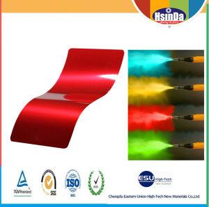 Indoor Furniture Spray Electrostatic Multicolor Metallic Epoxy Powder Coating pictures & photos