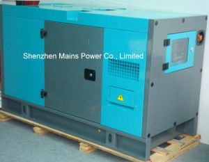 60kVA 48kw Cummins Diesel Generator Super Silent Type 4BTA3.9-G2 pictures & photos