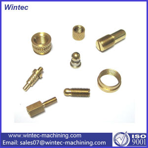 Precision Brass CNC Machining Parts