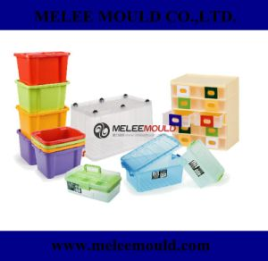 Plastic Products Storage Organizing Box Container Mold pictures & photos