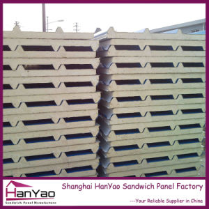 Thermal Insulated Polyurethane PU Panel Sandwich with Cost Price pictures & photos