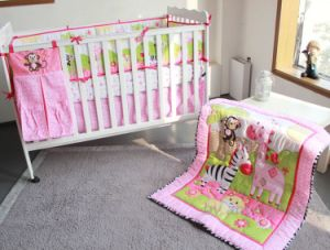 Baby Bedding 100% Cotton Printed Bedding Set pictures & photos
