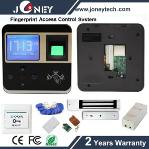 Good Quality Cheap Biometric Fingerprint Access Control with Built-in ID Card Sensor pictures & photos