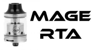 Hot Selling Newest Coil Art Mage Rta 24mm 3.5ml Top Filling Mage Rta Tank From Coilart pictures & photos