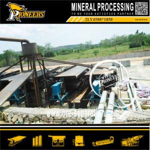 Tungsten Tin Copper Scheelite Wolframite Cassiterite Machine Double Shaking Tables pictures & photos