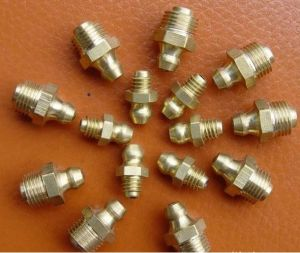 Button Head Grease Fittings Grease Nipples pictures & photos