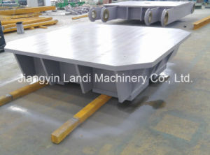 Machined Structure Parts for Hydrostatic Tester pictures & photos