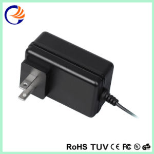 30W UL Black Casing Universal AC/DC Adapter Switching Power Supply