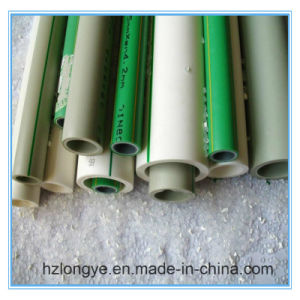 Pprplastic Water Pipe (PN2.5) for Hot-Cooling Water Supplying pictures & photos