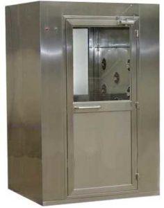 Air Shower Lab Equipment Cleanroom Equipment for Air Purification