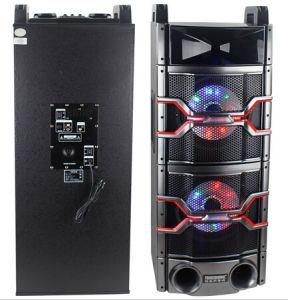 2.0 Professional EQ Laser Light Speaker Sound System Power DJ Stage Speaker Stero Subwoofer E245 pictures & photos