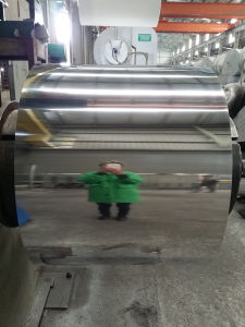 Mirror Finish 420 Cold Rolled Stainless Steel Coil pictures & photos