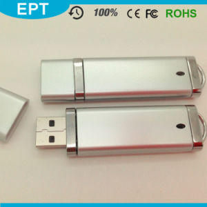 Top Sale Concise Style Rectangle USB Flash Drive with USB 3.0 pictures & photos