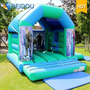 Factory Popular Inflatable Bouncy Castle Frozen Jumping Castle Inflatable Jumper pictures & photos