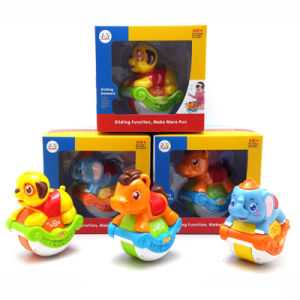 Slide Cartoon Toy Baby Animal Toy (H0895140) pictures & photos