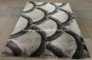 High Quality 3D Polyester Modern Shaggy Carpets pictures & photos
