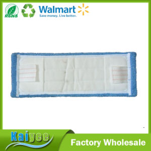 Wholesale Custom Blue Household Cleaning Bagful Mop Cloth Pad pictures & photos