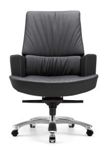 Deluxe Manager Chair Top Quality Cow Leather Chair pictures & photos
