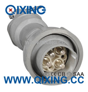 Cee/IEC 6h 250A 4p Industrial Plug pictures & photos