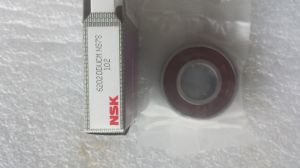 NSK 6203 DDU Red Rubber Sealed Bearing for Fan pictures & photos
