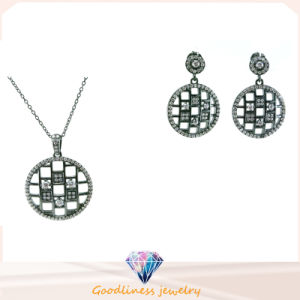High Quality Sterling Silver Girl′s Costume Jewelry Set (S3282) pictures & photos