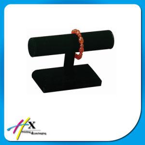 Beige Linen Jewelry Bangle Bracelet Watch Display pictures & photos