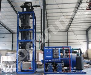 Beverage Drinks/Tube Ice Making Machine/ 50ton Tube Ice Machine pictures & photos