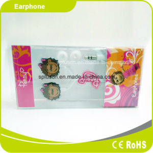 Promotion Cartoon Phone Accessories Mobile Best Earphone pictures & photos
