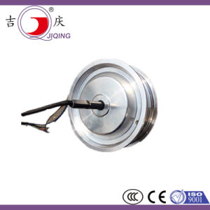 6.5 Inches 350 W 30V 800r/Min Disc Brushless DC Motor pictures & photos