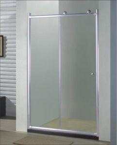 Bathroom 6mm Big Roller Sliding Door Shower Enclosure (BR920) pictures & photos