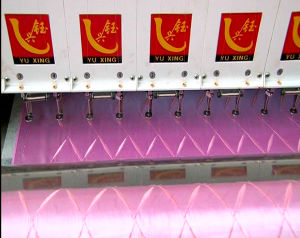 Yuxing 33 Heads Computerized Quilting Embroidery Machine with Best Price pictures & photos