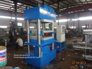 Fully-Automatic Rubber Vulcanizing Machine / Rubber Curing Press / Rubber Vulcanizing Press / Plate Vulcanizing Press / Laboratory Rubber Vulcanizer pictures & photos