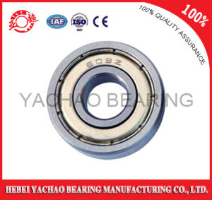 Deep Groove Ball Bearing (606 ZZ RS OPEN) pictures & photos