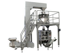 Automatic Vertical Form Fill Sealing Packing Machine (PM-420) pictures & photos