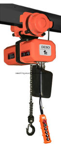 Good Quality Electric Chain Hoist with Trolley From China pictures & photos
