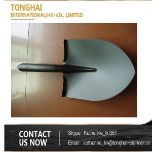 Hot Sale Round Point Shovel Steel Shovel and Spade