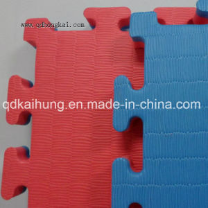 4cm Thickness Interlocking Judo Tatami Mat for Judo Aikido Takwondo pictures & photos