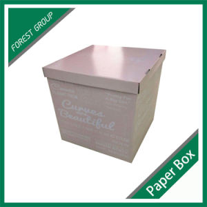 Shanghai Factory Custom Corrugated Archive Box pictures & photos