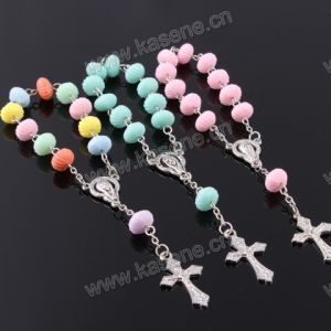 Trade Assurance Personalized Design Religious Handmade Bead Rosary Bracelet