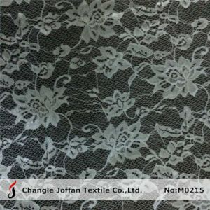 Floral Voile Lace Fabric Wholesale (M0215) pictures & photos