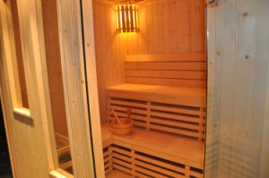 Traditional Sauna Room (A-802) pictures & photos