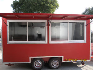 China, Snack, Booth, BBQ, Vending, Mobile Foods, Truck, Trailer, Carts pictures & photos