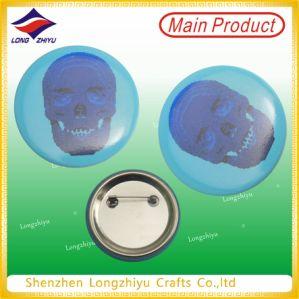 Tin Lapel Pin Printing Tinplate Badge pictures & photos
